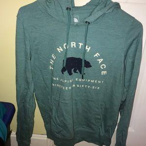 North Face Sweatshirt